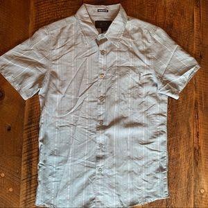 Oakley Regular Fit Button Down Shirt Small